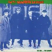 Anti Nowhere League - We are...The League