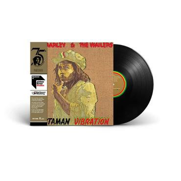Bob Marley & The Wailers -  Rastaman Vibration