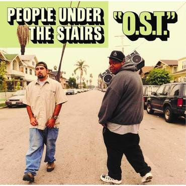 People Under The Stairs - OST