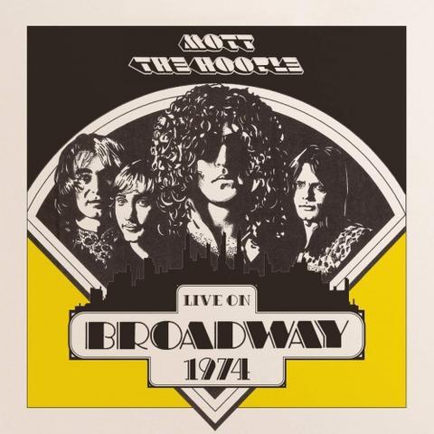 Mott The Hoople - Live On Broadway 1974