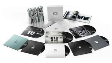 U2 Box Set - All That You Can't Leave Behind 20th Anniversary Edition