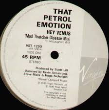 That petrol emotion - Hey Venus