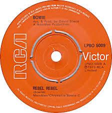 David Bowie - Round and round