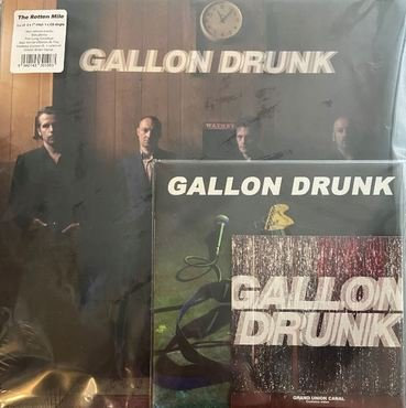 Gallon Drunk - The Rotten Mile (Limited edition vinyl collective)