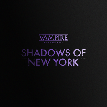 Resina - Vampire: The Masquerade - Shadows of New York Soundtrack
