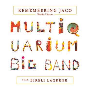 Multiquarium Big Band Feat. Bireli Lagrene