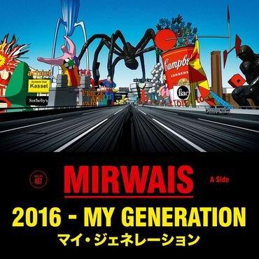 Mirwais - 2016 - My Generation