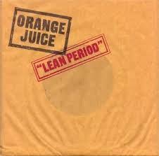 Orange juice - Lean period