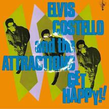 Elvis Costello & The Attractions - Get Happy