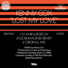 Kenny Cox - (DJ Amir & Re.Decay Jazz Re.Imagined Remix)