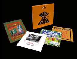 Depeche Mode BOX SET - A Broken Frame