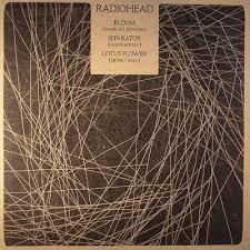 Radiohead - Bloom / Separator / Lotus flower