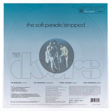 The Doors - The Soft Parade / Stripped: Doors Only Mix