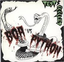 Test icicles - Boa vs Python