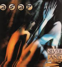 Adrian Smith & Project - Silver and gold