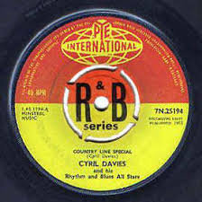 Cyril Davies - Country Line Special