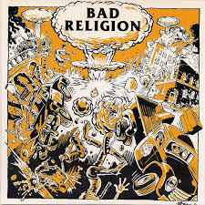 Bad religion - Atomic garden