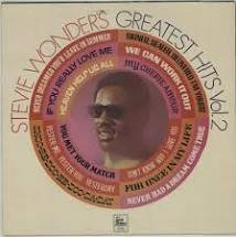Stevie Wonder - Greatest hits Vol 2