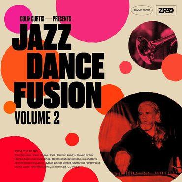 Colin Curtis presents Jazz Dance Fusion Volume 2 - Various