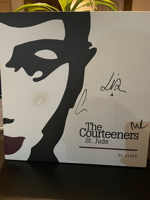 Courteeners - St.Jude Re:wired
