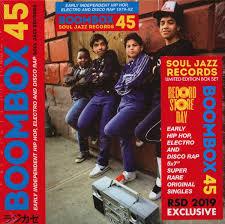 Boombox 45 - BOX SET
