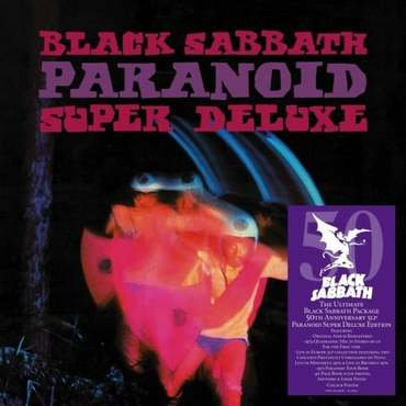 Black Sabbath - Paranoid (50th Anniversary Edition)