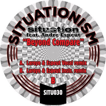 Situation feat. Andre Espeut - Beyond Compare