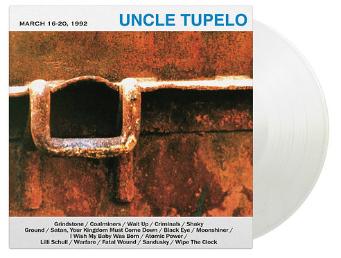 Uncle Tupelo - March 16-20 - 1992