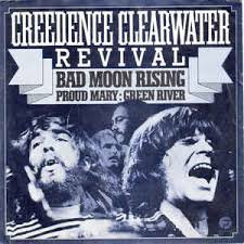 Creedance clearwater revival - Bad moon rising