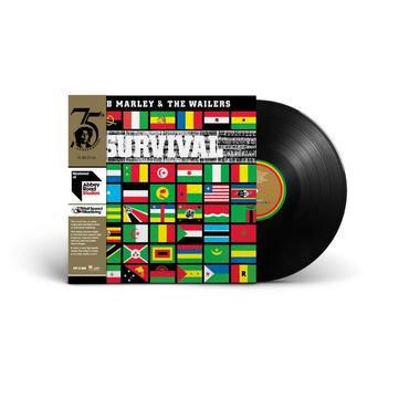 Bob Marley & The Wailers -  Survival (Half- speed Master)
