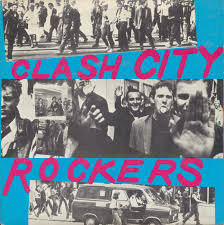 The Clash - City rockers