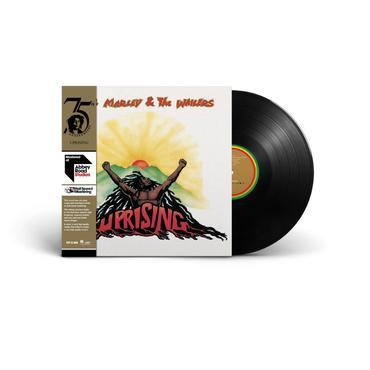 Bob Marley & The Wailers -  Uprising (Half- speed Master)