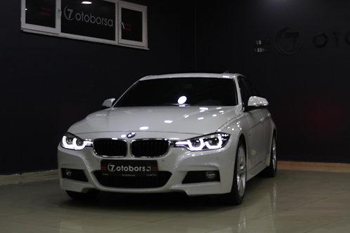 BMW 320i ED 40TH YEAR EDITION 2016 MODEL SEDEFLİ BEYAZ TRIPTRONIC