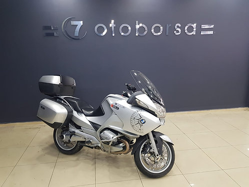 BMW R1200 RT TOURING 2008 MODEL GRİ