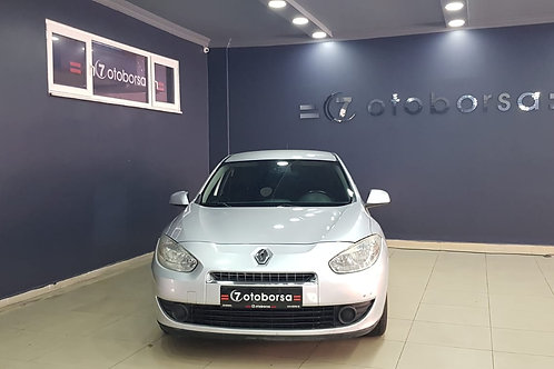 RENAULT FLUENCE 1.5 DCI BUSSINESS 2011 MODEL