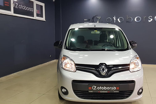RENAULT KANGOO MULTIX 1.5DCI TOUCH 2016 MODEL GRİ