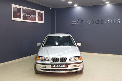 BMW 3.30Xİ TOURING OTOMATİK VİTES 2001 MODEL STATION WAGON