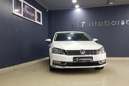 VW PASSAT 1.6TDI COMFORTLINE 2013 MODEL 105HP