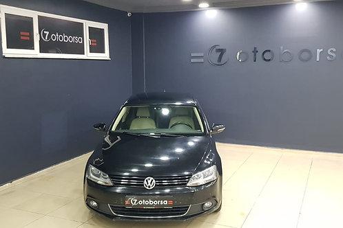 VW JETTA 1.6 TDI COMFORTLINE 2013 MODEL DSG 105 BG