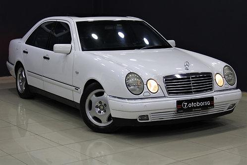 MERCEDES E200 E2 PAKET AVANGARDE 1998 MODEL BENZİN&LPG OTOMATİK