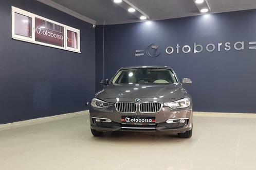 BMW 3.16i MODERNLINE 2012 MODEL TRIPTRONIC KAHVERENGİ