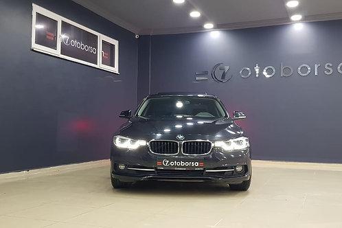 BMW 320i EFFICIENT DYNAMICS SPORTLINE 2015 MODEL