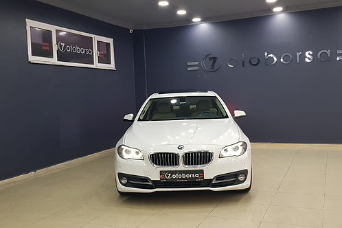 BMW 520D PREMIUM FULL 2013 MODEL BEYAZ