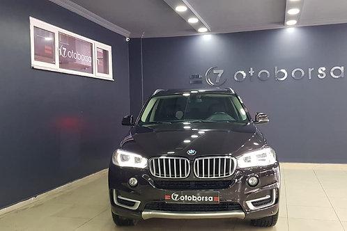 BMW X5 3.0D XDRIVE 2013 MODEL SİYAH