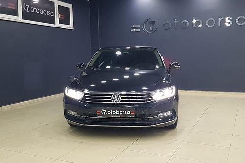 VW PASSAT 1.6 TDI BMT DSG HIGHLINE 2014 MODEL SİYAH