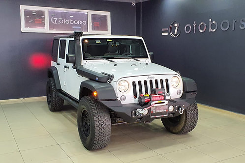 JEEP WRANGLER RUBICON RUGGED RIDGE 2.8 CRDI 4X4 OTM..