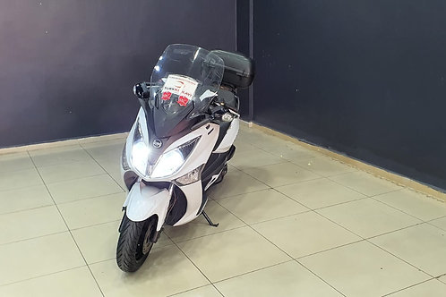 SYM JOY MAX 200İ 2016 MODEL BEYAZ
