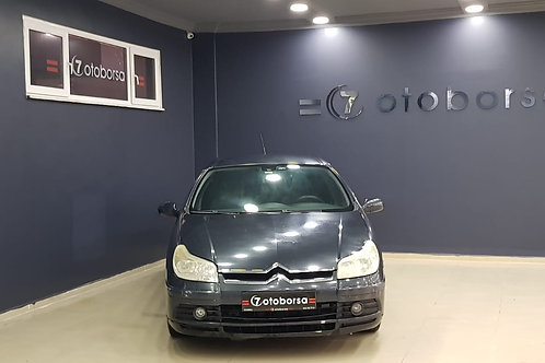 CITROEN C5 1.6 HD SX 2007 MODEL MANUEL 327.000KM'DE FÜME