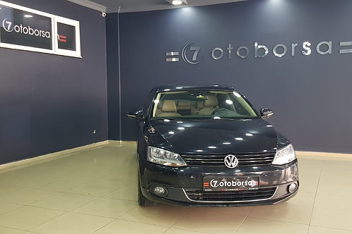 VW JETTA 1.6 TDI COMFORTLINE 2014 MODEL 105 BG DSG