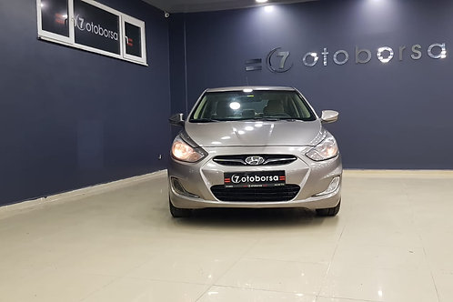 HYUNDAI ACCENT BLUE 1.4 CVVT MODE PLUS